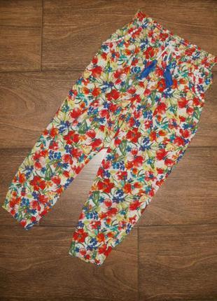 Летние брюки на 5-6 лет