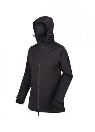 Куртка жіноча Regatta Rainbow Waterproof Breathable M Чорний R...