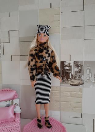 Одежда для кукол Барби.  Большой выбор. Зима.