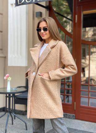Крутое пальто шубка каракуль