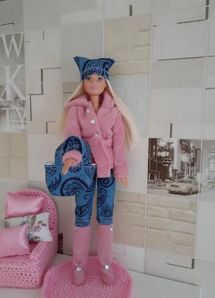 Одежда для кукол Барби.  Большой выбор. Набор.