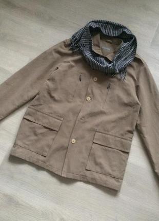 Мужская карго куртка с погонами от bentonville