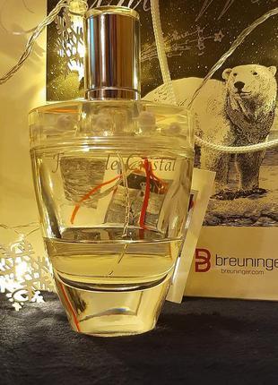 Парфюмированная вода fleur de cristal lalique, пробник 5 мл