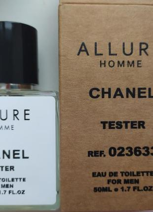 Мужской парфюм аллюр 50мл (тестер)