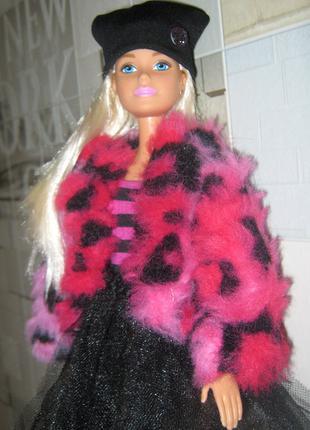 Одежда для кукол Барби. Теплая зима.