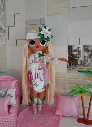 Одежда для кукол Лол омг.  Большой выбор. Ручная работа! Набор.
