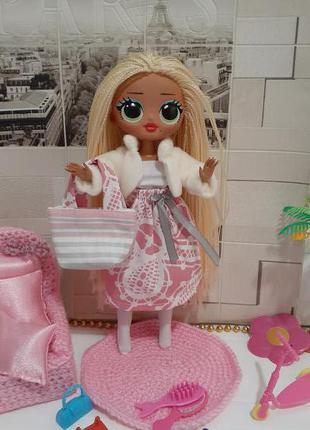 Одежда для кукол Лол омг.  Большой выбор. Ручная работа!