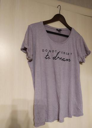 Нежная футболка