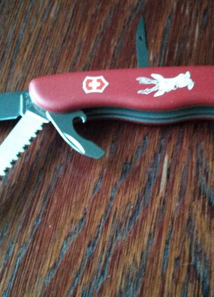 Мультитул Victorinox Hunter red (0.8873)