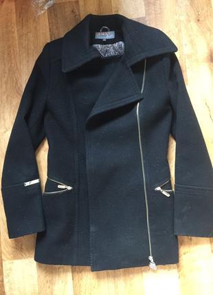 Пальто осень теплая зима