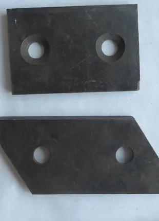Ножи к ножницам по металлу