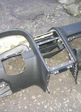 Торпедо панель приборов Opel Astra G