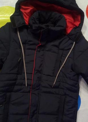 Куртка для мальчика весна р40