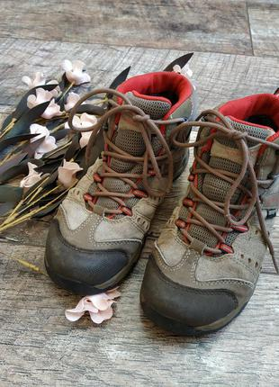 Термо ботинки на демисезон от la sportiva-core-tex-кожа/мембра...
