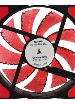 Кулер для корпуса Cooling Baby 12025BRL