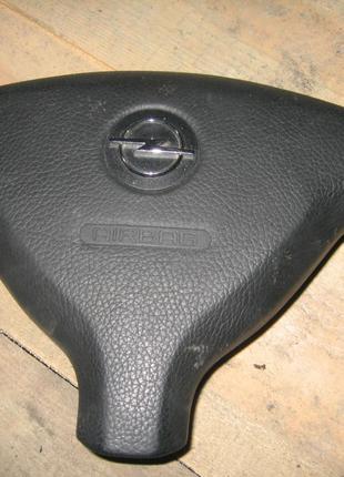 Подушка безопасности Airbag Opel Astra G 90437285