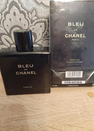 !оригинал!100мл chanel bleu de chanel eau de parfum  парфюмиро...