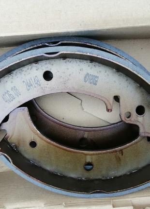 Задние тормозные колодки ВАЗ 2101 - 2107 REMSA Италия
