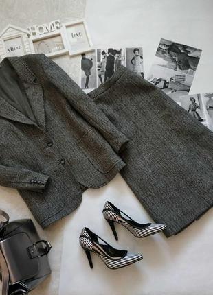 Шерстяной костюм винтаж успей купить до 31.01
