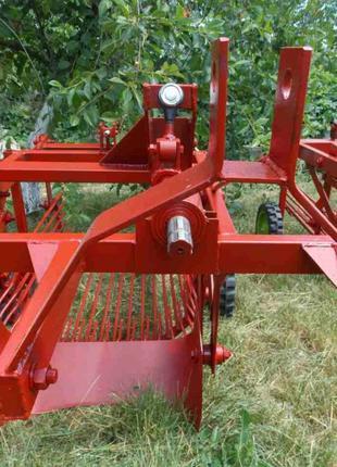 Картофелекопалка КТМ-1С для трактора (смещенная)Ктоплекопач