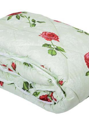 Одеяло закрытое овечья шерсть (Бязь) Двуспальное T-51134