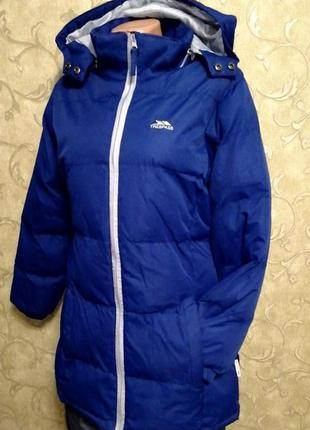 Фирменная куртка trespass на р 146-152 см 11/12 лет