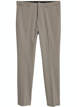 Костюмные брюки h&m , skinny fit !