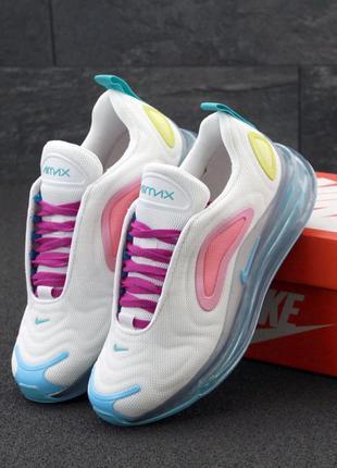👟 женские кроссовки nike air max 720 👟 (арт. 12022)