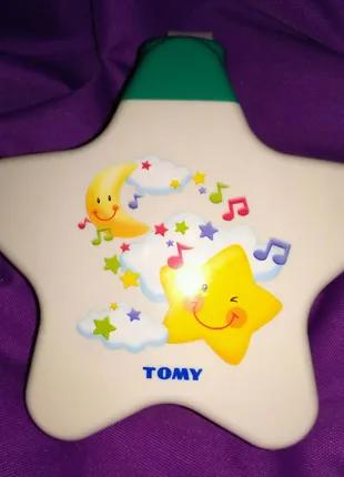 Ночник - проектор музыкальный TOMY