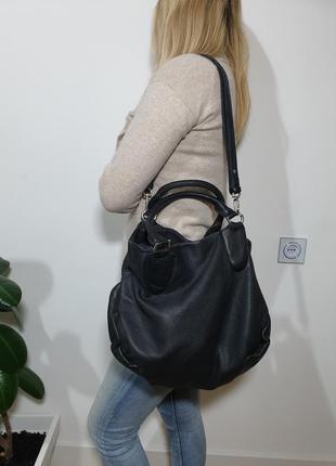 Кожаная сумка   liebeskind berlin