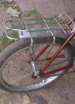Вело вёлик велосипед аист СССР подарок