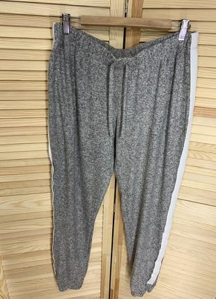 Домашние флисовые спортивные штаны primark