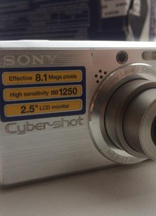 Фотоаппарат Sony DSC-S780