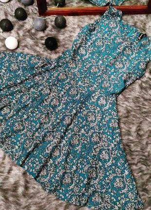 Платье с отрезной талией и пышной юбкой isabel london