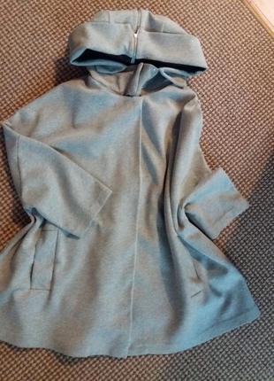 Пальто пончо от cos cos