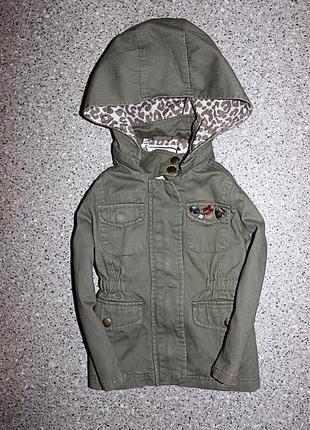 Куртка парка деми