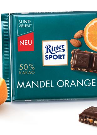 Шоколад Ritter Sport 100 грамм