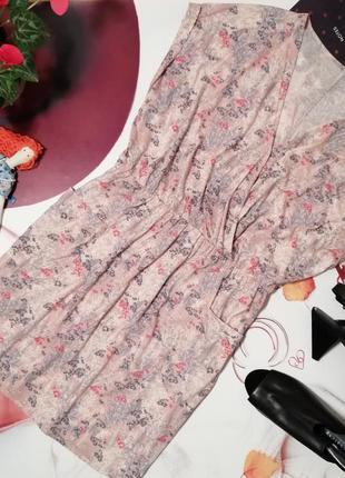 Платье next, 100% хлопок, размер 18/46