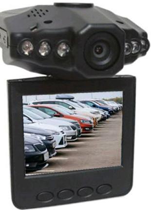 Автомобильный видеорегистратор с ночной съемкой и датчиком движен