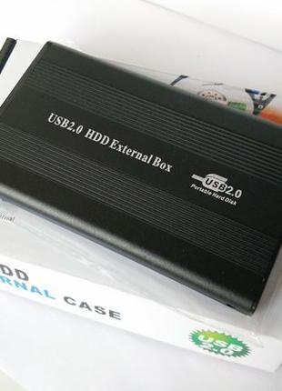 "Карман для жесткого диска 2.5"" HDD, IDE (Новый) USB 2.0"