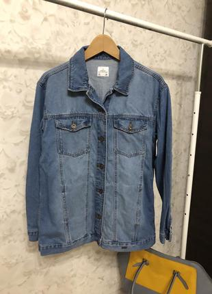Куртка джинсовая denim co!