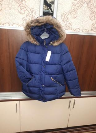 Куртка zara 134-164