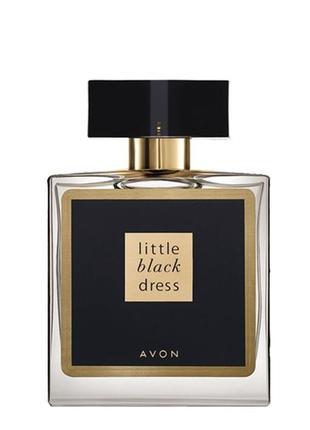 Женская парфюмированая вода little black dress