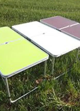 """Стол раскладной для пикника +4стула от фирмы """"SunRise"""""""