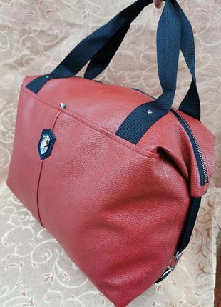 Стильная сумка спортивная,городская,для города и офиса.