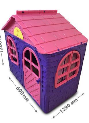 """Дом со шторками"""" DOLONI-TOYS"""