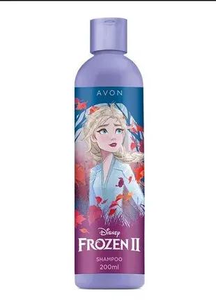 Детский шампунь для волос Avon Frozen II Shampoo