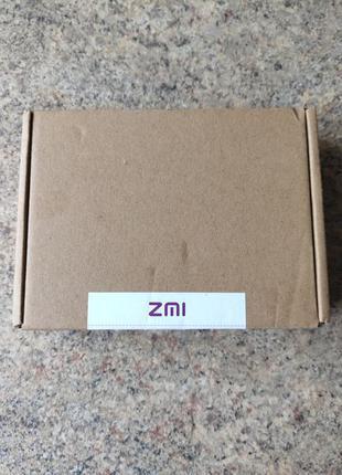 Портативний роутер Xiaomi ZMi MF885 4G + powerbank 10000mAh