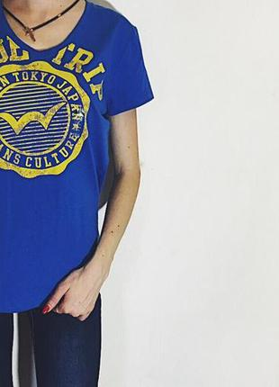Женская футболка edwin