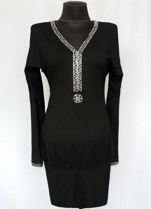 Распродажа. стильное платье. новое, р. 42-46